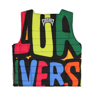 Glo Gang Vest (MULTI PATCH)