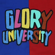 Glory University Chenille Multi Patch (Red/Yellow/Blue)