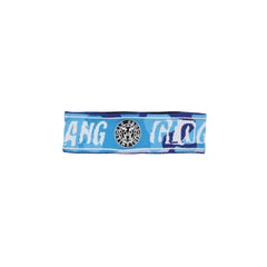 Glo Gang Camo Headband (Light Blue)