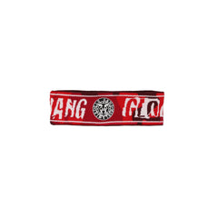 Glo Gang Camo Headband (Red)