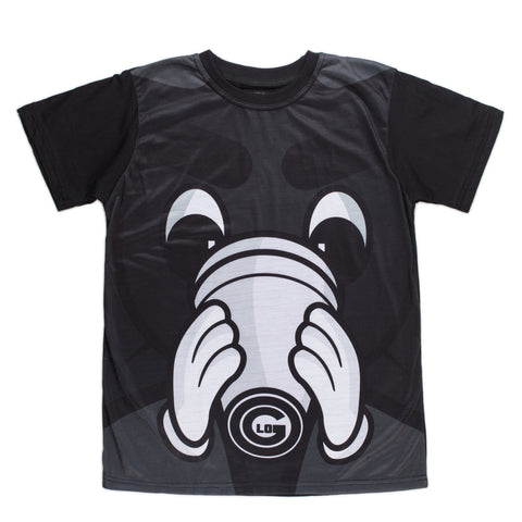 Glo Cup Tee (Black)