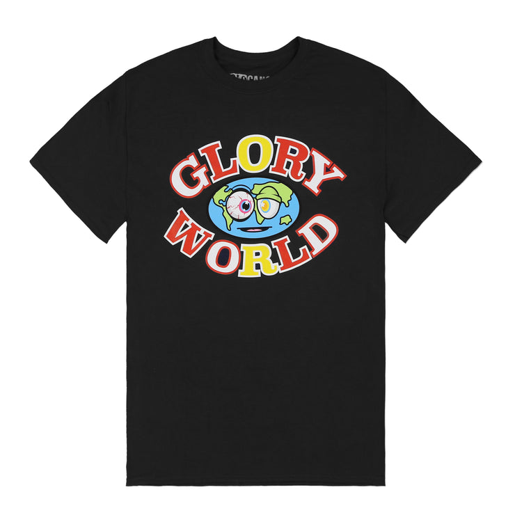 Glory World Tee (Black)