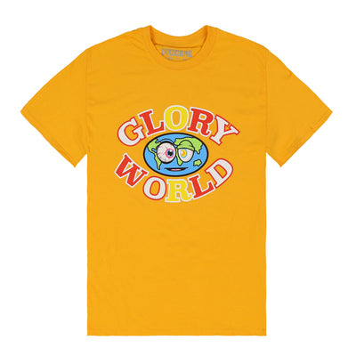 Glory World Tee (Gold)