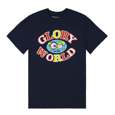 Glory World Tee (Navy)