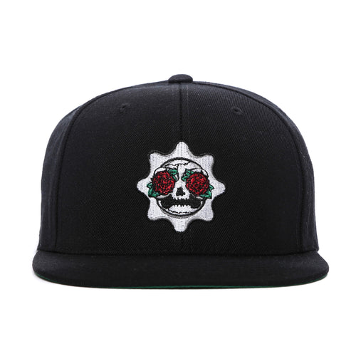 Skull of Glory Snapback (Black)