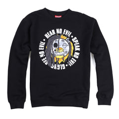Sosa Lion Crewneck (Black)