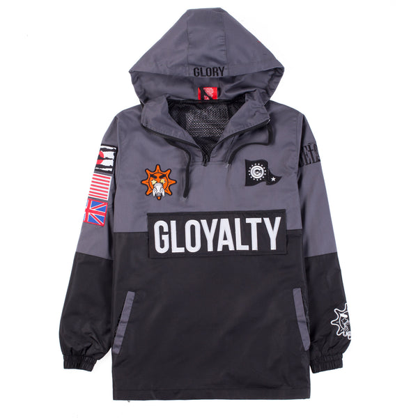 Gloyalty Pullover (Grey)