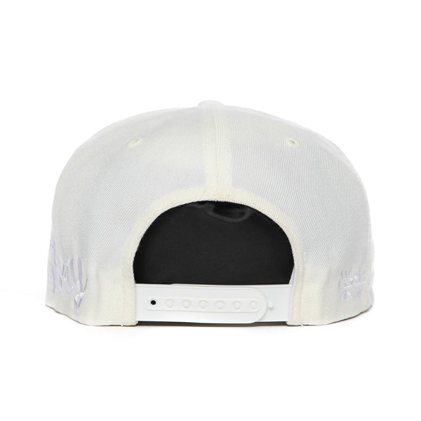Skull of Glory Snapback (Beige)