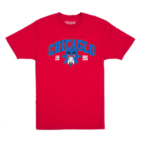 Chicaglo 1995 Tee (Red)