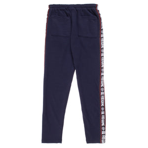 Glo Gang Track Sweatpants (Navy)