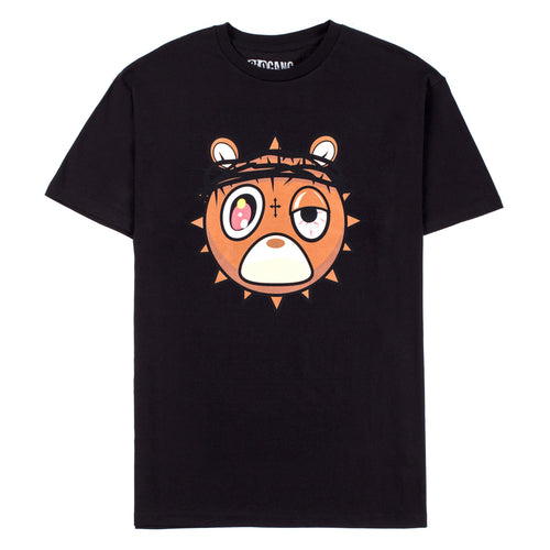 Glo Bear Tee (Black)