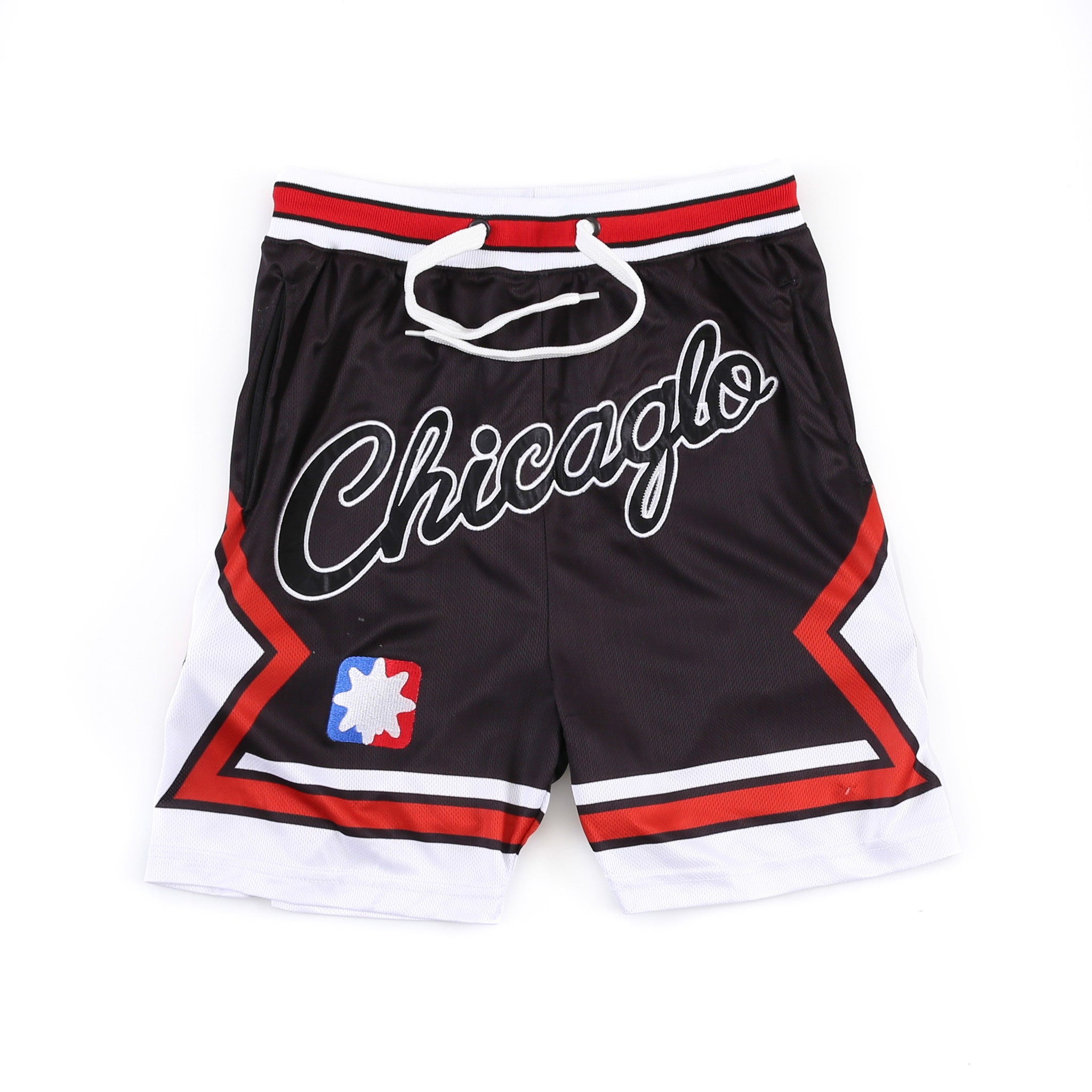 ChicaGlo Basketball Shorts (Black)