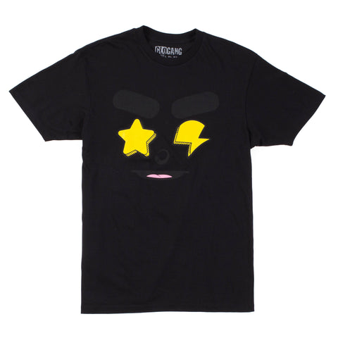 Glo Gang Real Eyez Tee (Black)