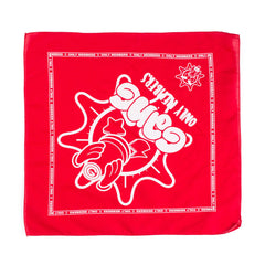 Only Members Bandana (Red)