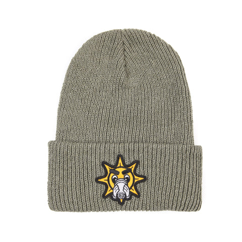 Glo Cup Beanie (Olive)