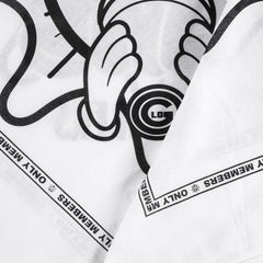 Only Members Bandana (White)