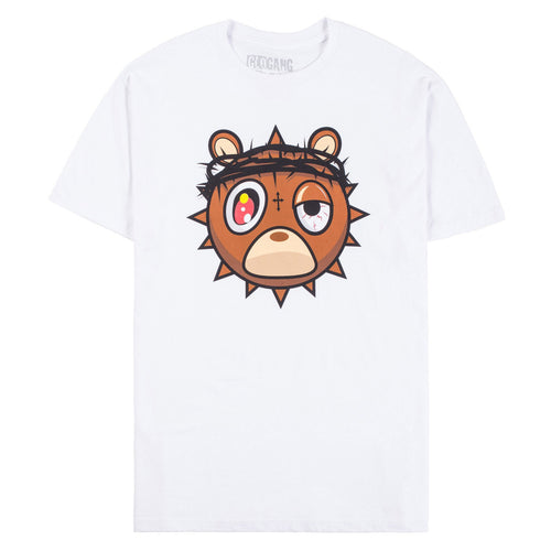 Glo Bear Tee (White)