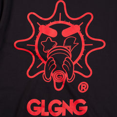 GLGNG Tee (Black/Red)