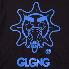 GLGNG Tee (Black/Blue)