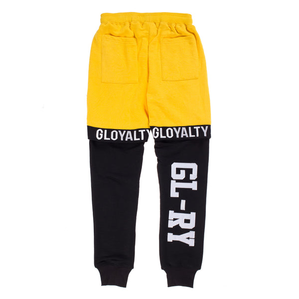 GL-RY Sweatpants (Yellow)