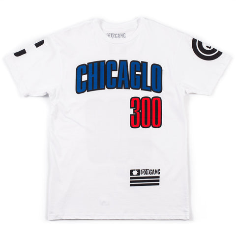 Chicaglo 300 Tee (White)