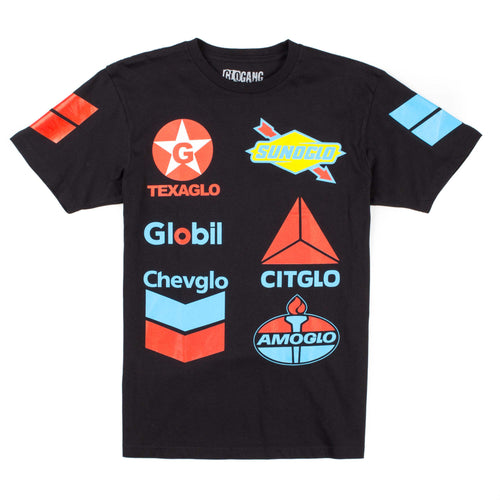 Glo Gas Tee (Black)