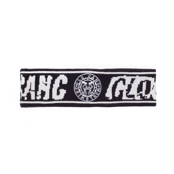 Glo Gang Headband (Black)