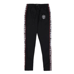 Glo Gang Track Sweatpants (Black)