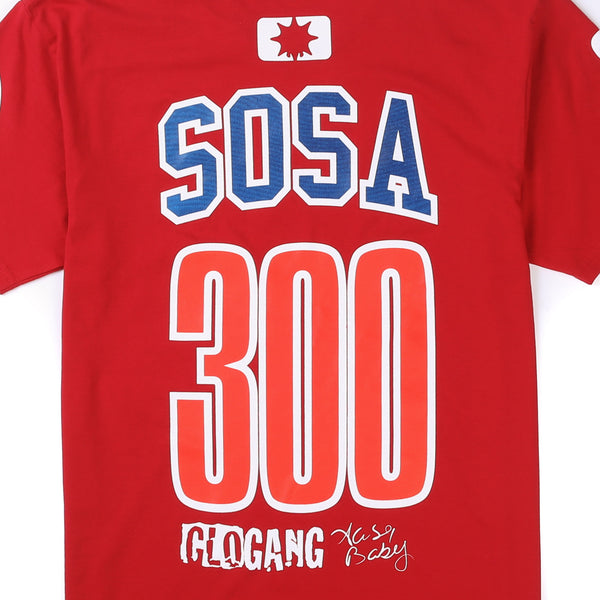 Chicaglo 300 Tee (Red)