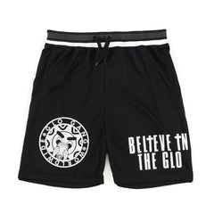 Believe Shorts (Black)