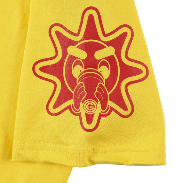 Skull of Glory Tee (Banana)