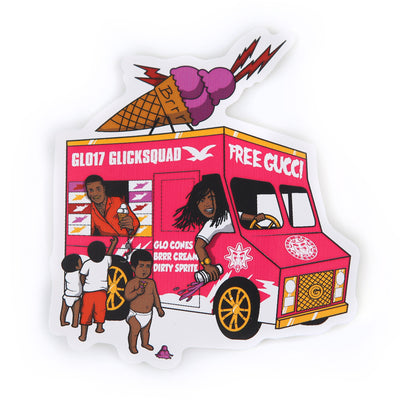 Free Gucci Sticker
