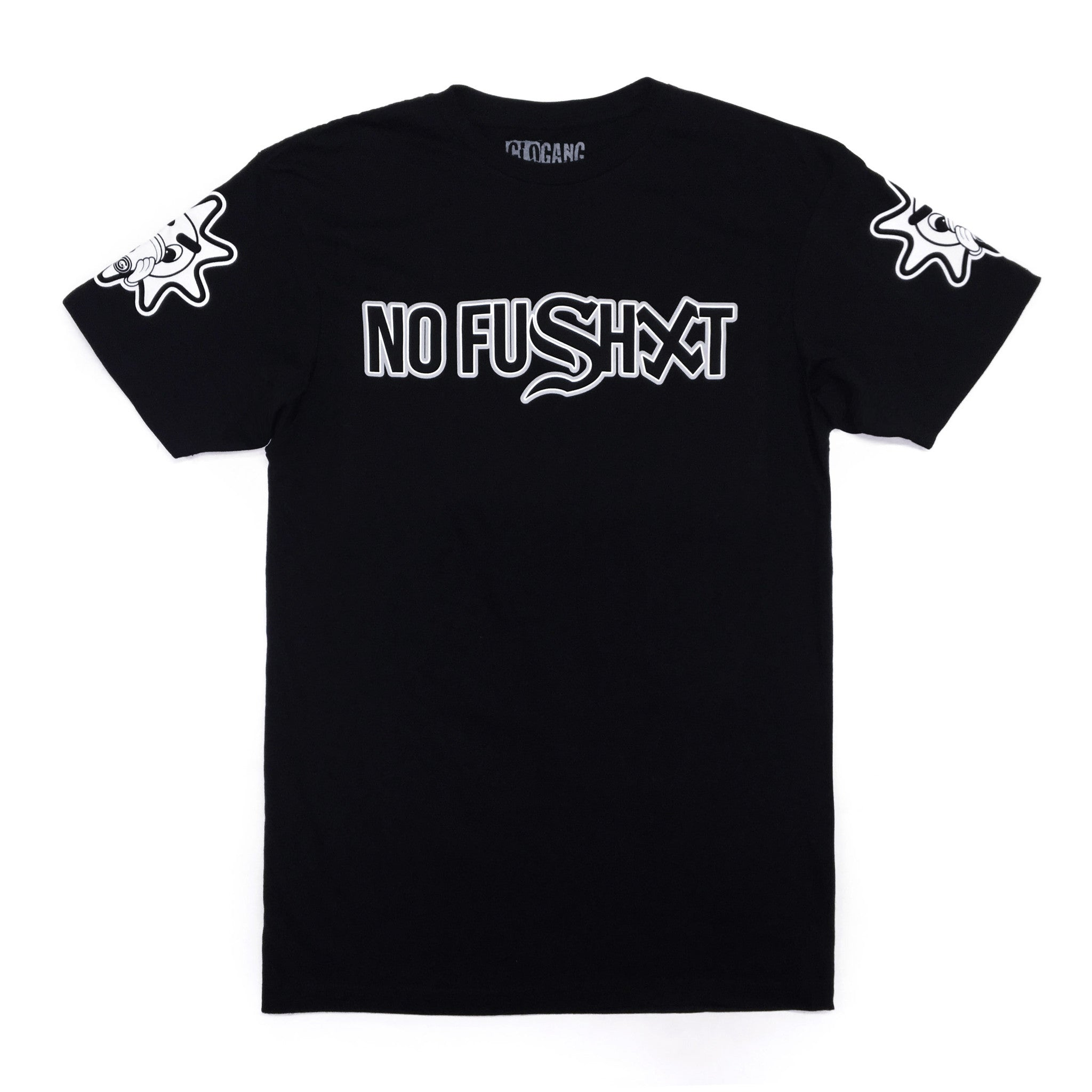 No Fu ShxT Tee (Black)