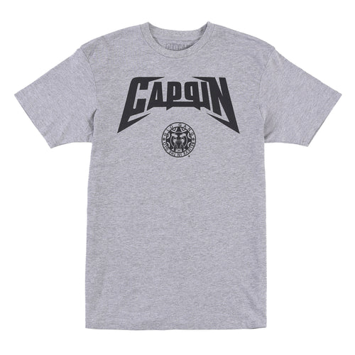 Cappin Tee (Heather)