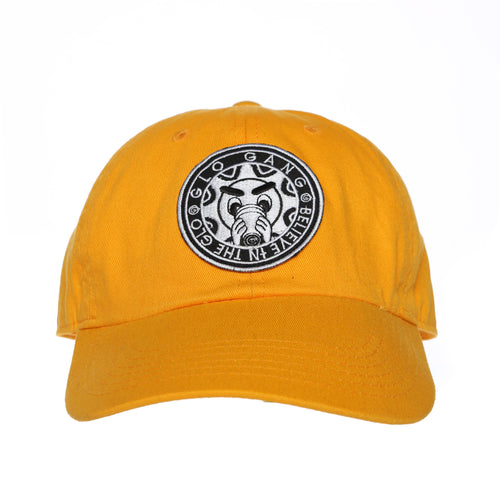 No Goofy No Fu Dad Hat (Gold)