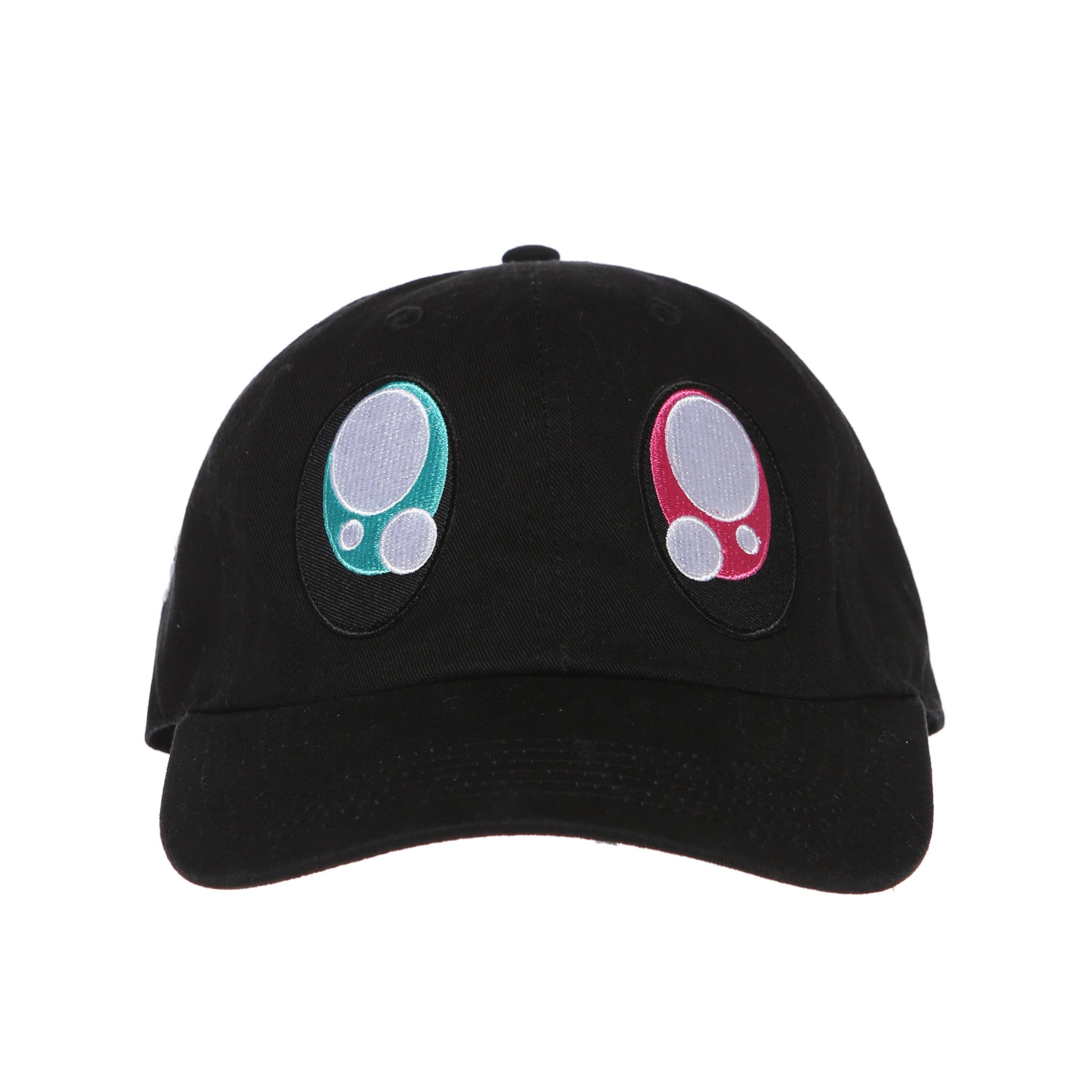 Eyes Dad Hat (Black)