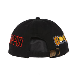 Cappin & Boolin Dad Hat (Black)