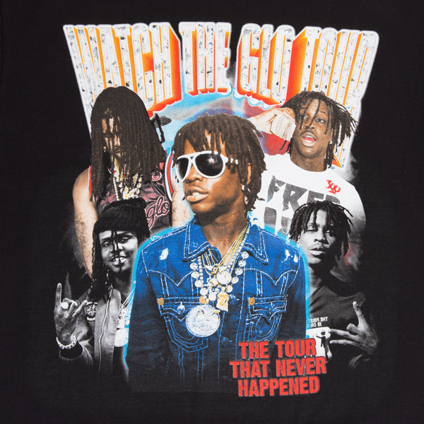 Watch The Glo No Tour Vintage Tee