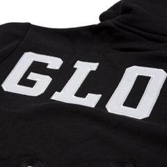 Gotta Glo Up One Day Hoodie (Black)