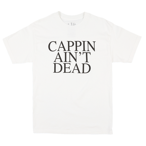 Cappin' Ain't Dead Tee (White)