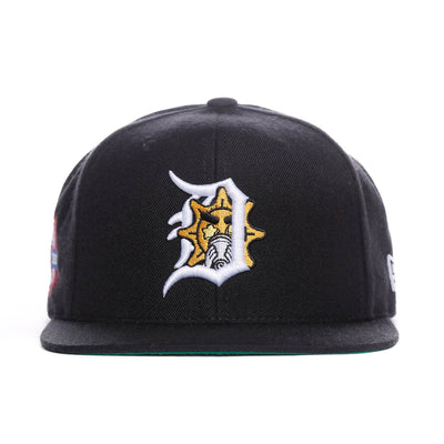 Glo University Detroit Snapback (Black)