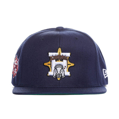 Glo University Houston Snapback (Navy)
