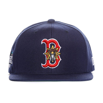 Glo University Boston Snapback (Navy)