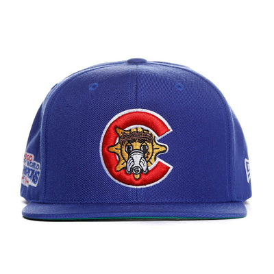 Glo University Chicago Snapback (Royal)