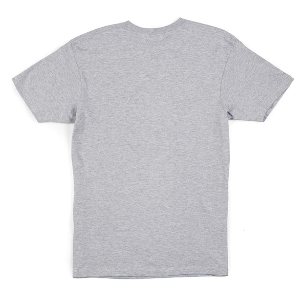 White Glo Cup Tee (Grey)