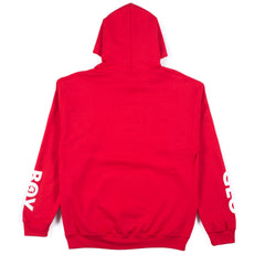 Sun Glo Cup Hoodie (Red)