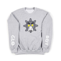 Grey Glo Cup Crewneck (Heather)
