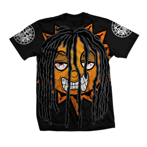 Sosa Sublimated Tee (Black)