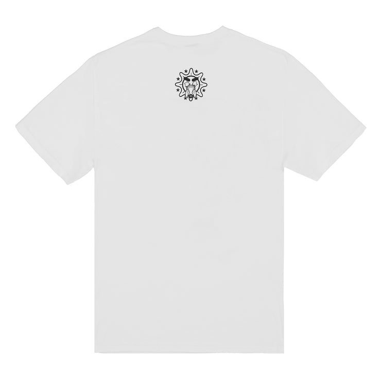 Fuck the Law Tee (White)
