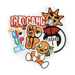 Glo Gang Sticker Pack